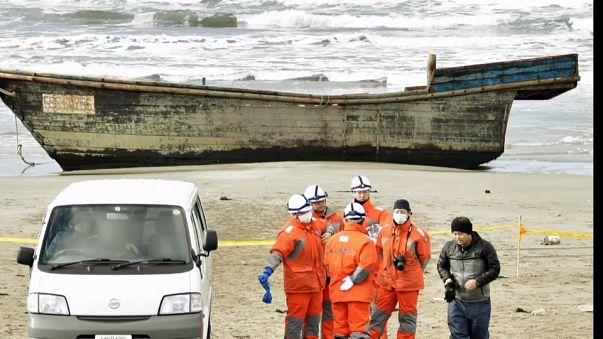 Japonya kıyılarında esrarengiz 8 ceset bulundu