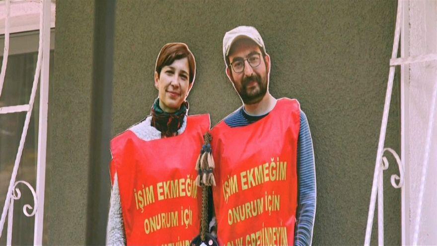 Açlık grevindeki Nuriye Gülmen'in tahliye talebi reddedildi