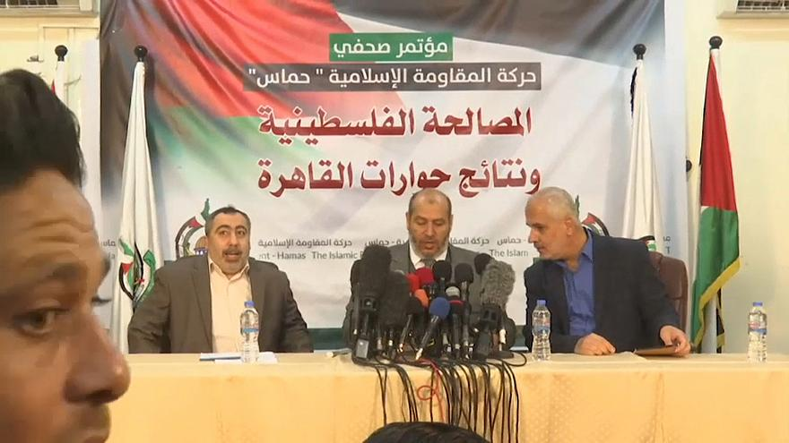 """حماس ماضية في المصالحة لكن """"سلاح المقاومة"""" خط أحمر"""