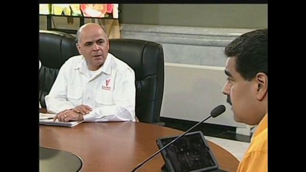 Manuel Quevedo, nuevo ministro de Petróleo y Energía