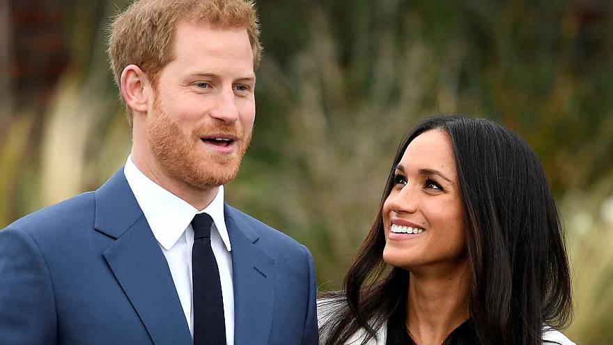 World reacts to Prince Harry, Meghan Markle engagement