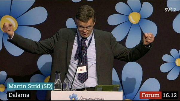 سیاستمدار سوئدی که مسلمانان را «انسانهای ناکامل» خوانده بود استعفا کرد