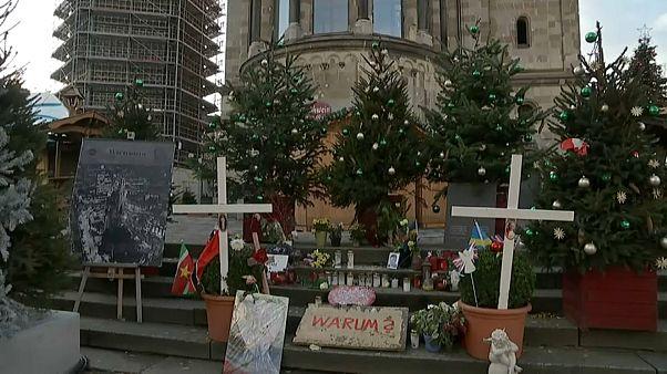 Рождество после терактов в Германии