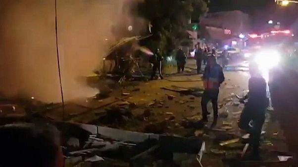 Взрыв в пригороде Тель-Авива: есть убитые и раненые