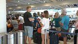 Бали: аэропорт закрыт