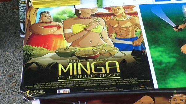 """""""Minga et la cuillère cassée"""", premier film d'animation camerounais"""