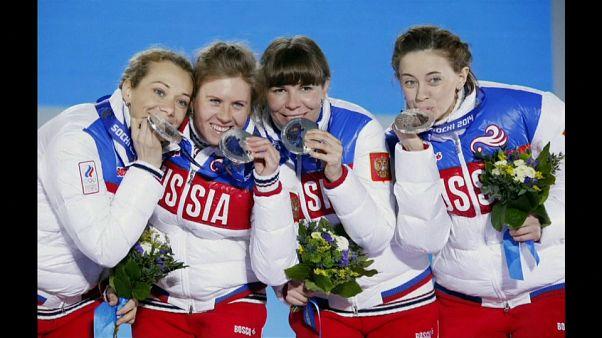 Doping di Stato: squalificati a vita altri 5 atleti russi, l'italiana Oberhofer spera