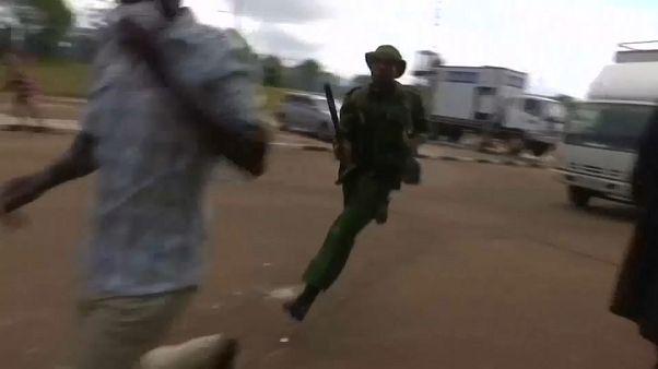 Tomada de posse de Kenyatta reacende tensão no Quénia
