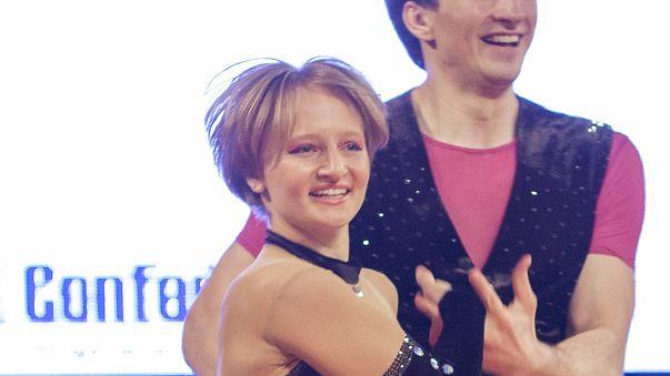 Wladimir Putins Tochter Katerina tanzt gerne und ist steinreich.