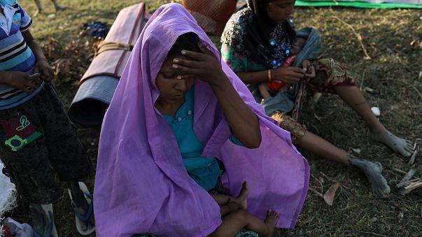 تجارة الجنس تزدهر في مخيمات الروهينغا بسبب الفقر