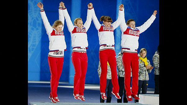 Dopage russe : nouveaux athlètes sanctionnés