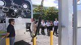 Raketenhersteller bringt Wasserstoffbus auf die Straße
