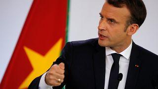 """Macron : """"Les crimes de la colonisation européenne sont incontestables"""""""