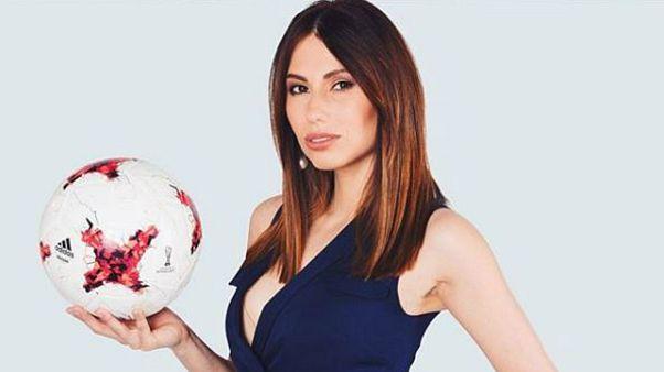 آیا پوشش ماریا کوماندنایا در قرعهکشی جامجهانی مشکل سانسور تلویزیون ایران را حل میکند؟