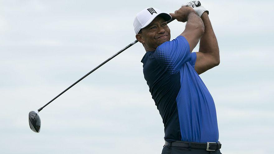 Tiger Woods golf sahalarına geri dönüyor