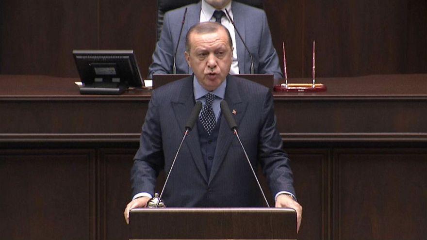 Erdoğan: ABD ile ortak frekans yakaladık