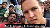 """Plus d'un million de dollars récolté par la """"Love Army"""" pour les Rohingyas"""