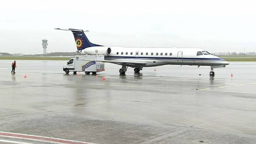 Raio X combate tráfico em aviões