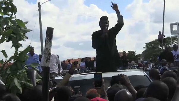 Raila Odinga não desiste da presidência