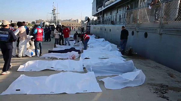 МОМ: каждый день в Средиземном море тонут 10 мигрантов