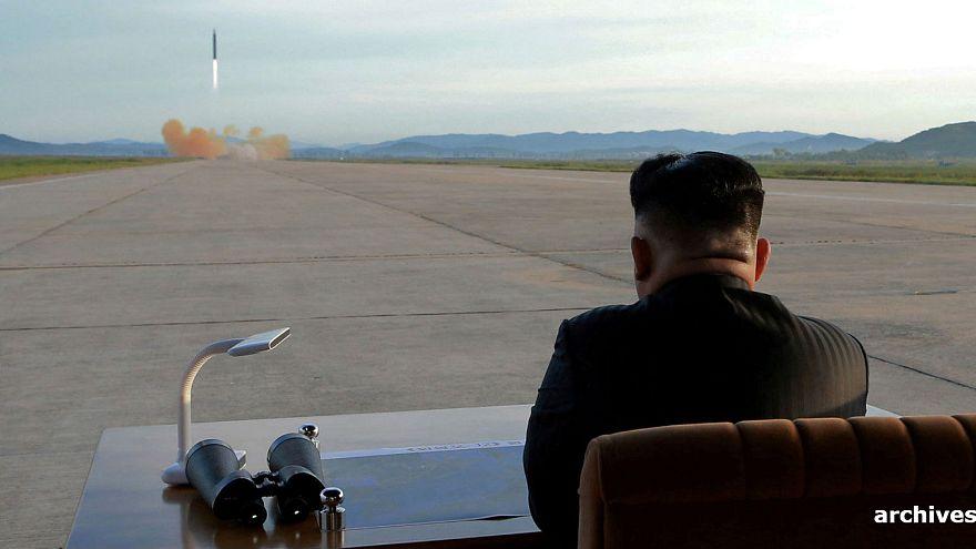 Nouveau tir de missile balistique nord-coréen