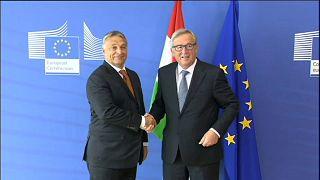 Políticos europeus pedem suspensão de financiamento à Hungria