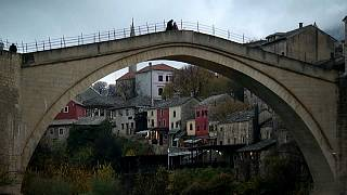 El puente de Móstar