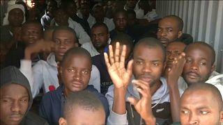 Slavery in Libya: Macron wants Euro-African deal to break networks