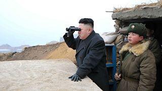 Συναγερμός:Εκτόξευση διηπειρωτικού βαλλιστικού πυραύλου από τη Βόρεια Κορέα