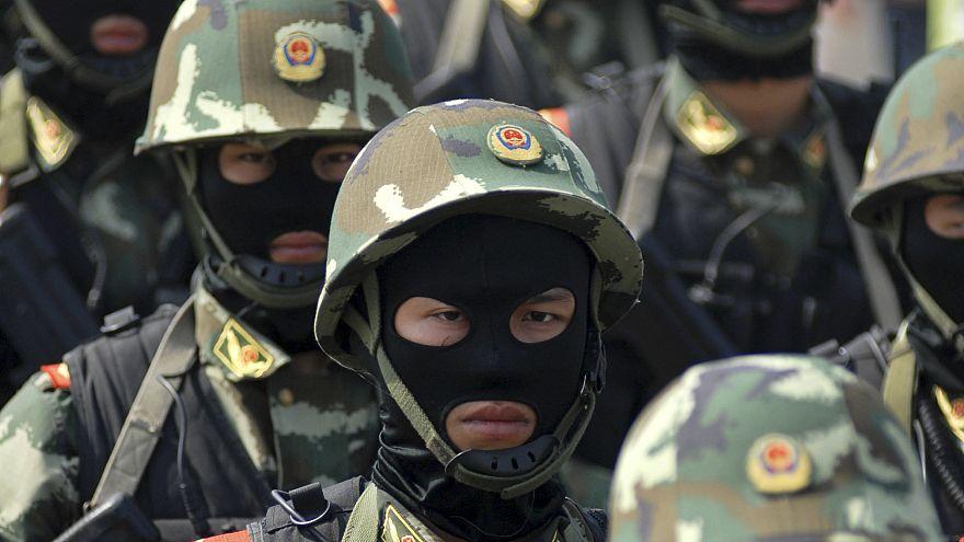 الصين تخطط لإرسال قوات خاصة عسكرية الى سوريا