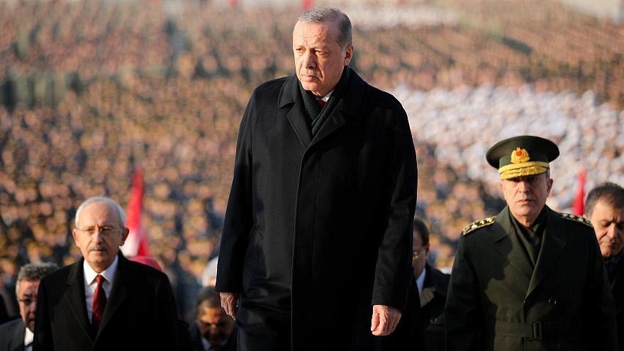 Turkey seeks arrest of 360 people in probe targeting Gulen network in army