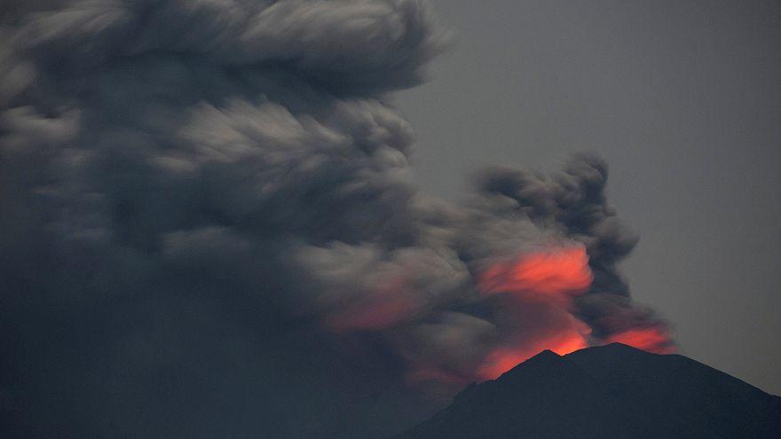 Vulcão Agung