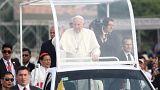 Birmanie : l'appel au pardon du pape François...