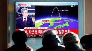 واکنش به پیشرفتهای پیونگ یانگ؛ پایتخت آمریکا در تیررس موشکهای کرۀشمالی قرار گرفت