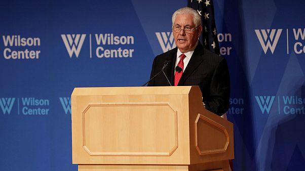 Tillerson: İran ve Rusya, Batı'nın sağlayacağı faydaları Türkiye'ye sunamaz
