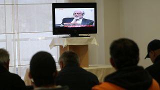 Suicidio de Praljak en directo: un final dramático para el TPIY