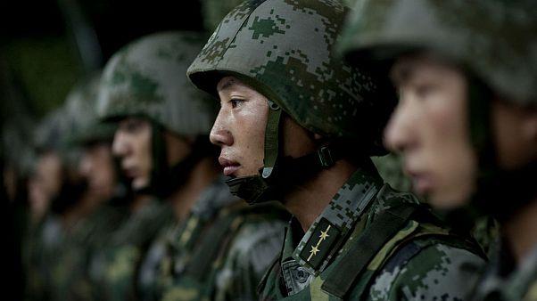 چین برای کمک به بشار اسد نیروی نظامی به سوریه اعزام می کند