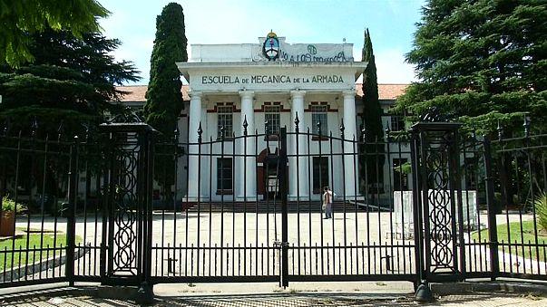 Argentina espera la sentencia histórica por los crímenes de la ESMA