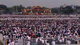 Мьянма: слово папы Франциска