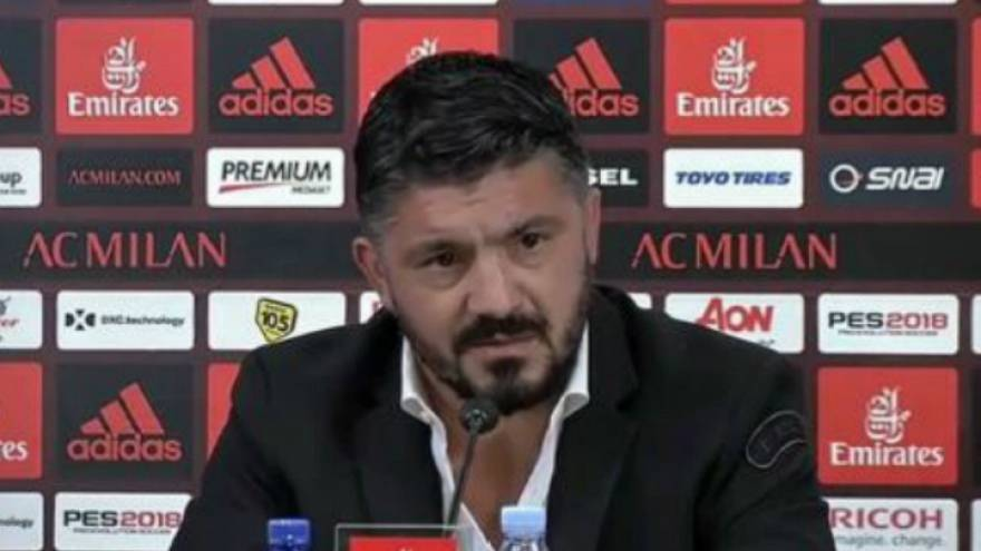 """Gattuso si presenta: """"Non sono inesperto per il Milan"""""""