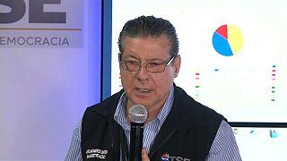 David Matamoros, presidente del Tribunal Supremo Electoral