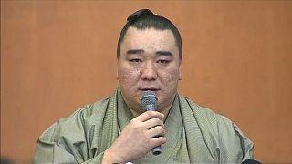 Mélodrame dans le monde du sumo
