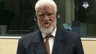 Χάγη: Πέθανε ο Σλόμπονταν Πράλιακ