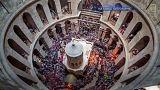 Ученые узнали возраст Гроба Господня в Иерусалиме