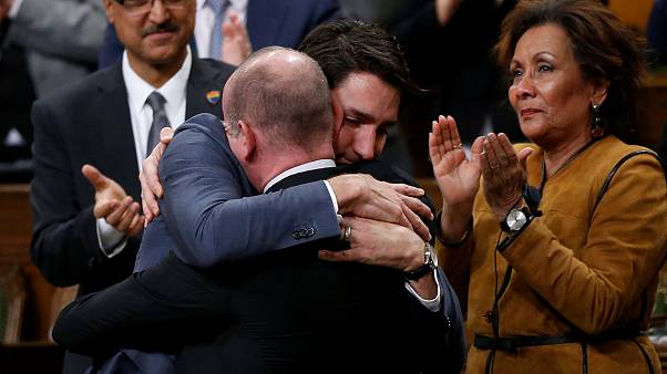 Justin Trudeau présente ses excuses à la communauté LGBT