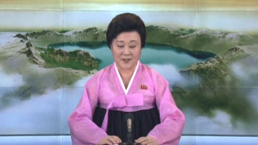 Ri Chun-hee, l'annunciatrice nordcoreana