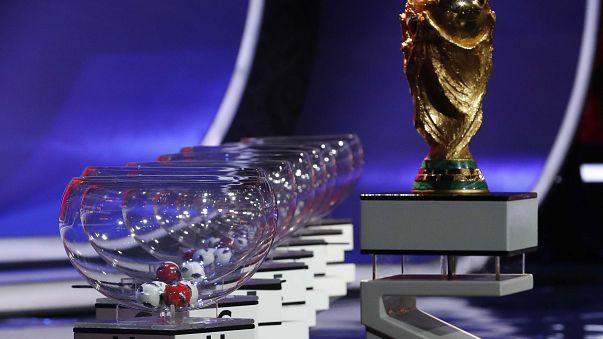 WM-Auslosung 2018: So funktioniert's