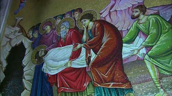 'Hz. İsa'nın mezarı gün yüzüne çıktı'