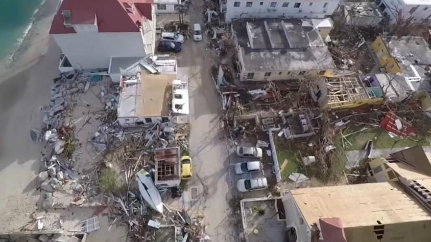 Antilles : deux milliards d'euros de dégâts