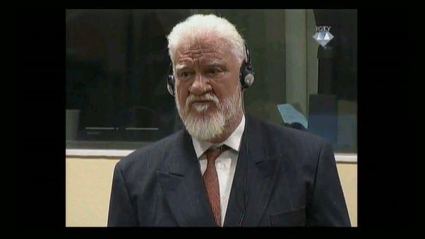 Muere el criminal de guerra Praljak al tomar veneno tras ser condenado en La Haya